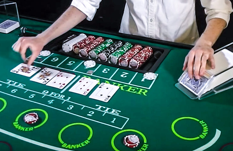 Blackjack for two players